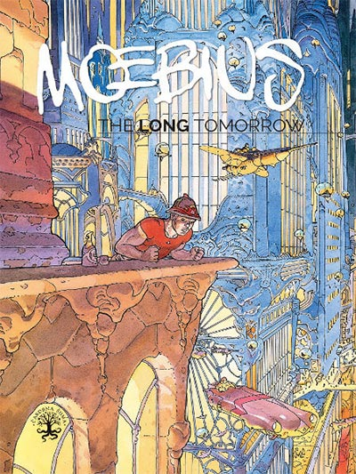 MOEBIUS 3: THE LONG TOMORROW