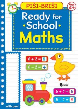 READY FOR SCHOOL: MATHS (AGE 4+)