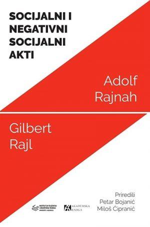SOCIJALNI I NEGATIVNI SOCIJALNI AKTI
