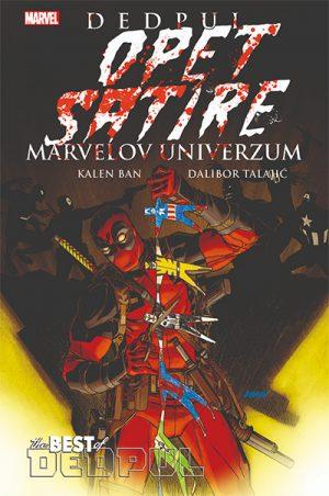 DEDPUL OPET SATIRE MARVELOV UNIVERZUM
