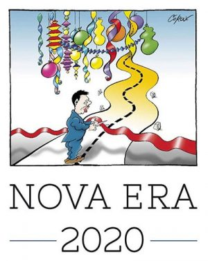 CORAX KALENDAR, 2020 - NOVA ERA