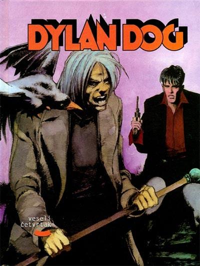 DYLAN DOG - KNJIGA 11