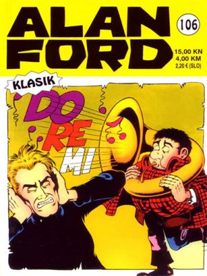 ALAN FORD KLASIK 106: DO, RE, MI
