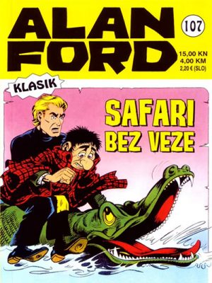 ALAN FORD KLASIK 107: SAFARI BEZ VEZE