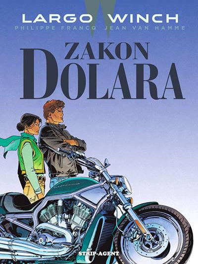 LARGO WINCH 14: ZAKON DOLARA
