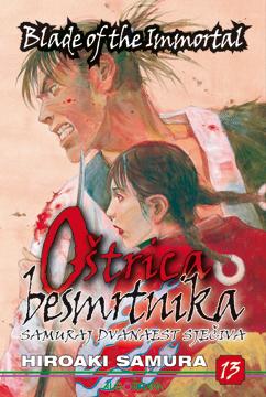 OŠTRICA BESMRTNIKA 13