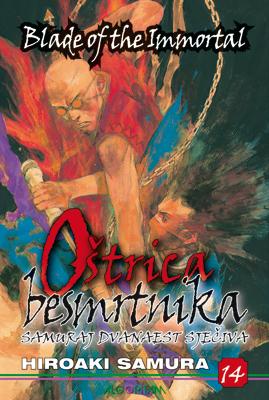 OŠTRICA BESMRTNIKA 14