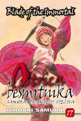 OŠTRICA BESMRTNIKA 17