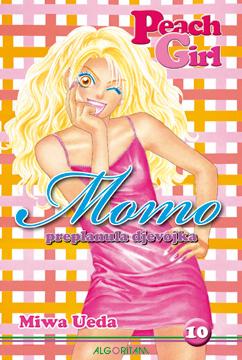 PEACH GIRL 10: MOMO - PREPLANULA DJEVOJKA