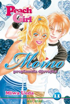 PEACH GIRL 11: MOMO - PREPLANULA DJEVOJKA