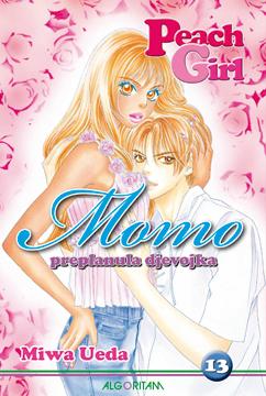 PEACH GIRL 13: MOMO - PREPLANULA DJEVOJKA