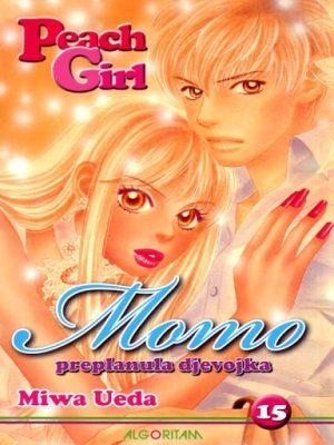 PEACH GIRL 15: MOMO - PREPLANULA DJEVOJKA