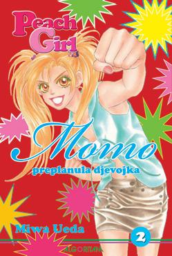PEACH GIRL 2: MOMO - PREPLANULA DJEVOJKA