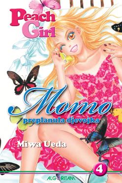 PEACH GIRL 4: MOMO - PREPLANULA DJEVOJKA