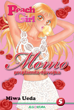 PEACH GIRL 5: MOMO - PREPLANULA DJEVOJKA