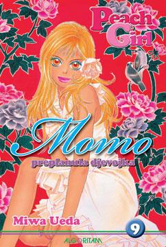 PEACH GIRL 9: MOMO - PREPLANULA DJEVOJKA