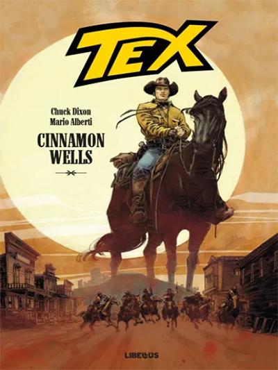 TEX ALBUM 8: CINNAMON WELLS