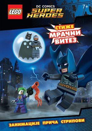 LEGO DC COMIC - STIŽE MRAČNI VITEZ