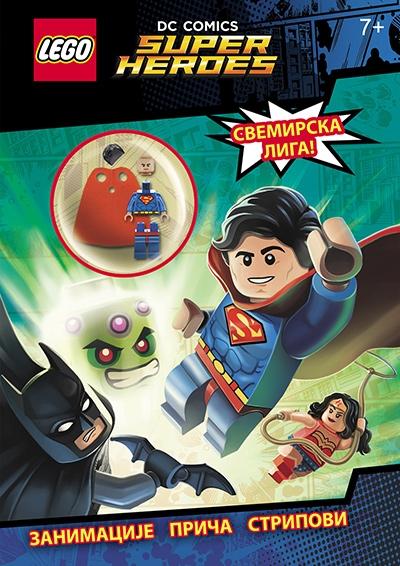 LEGO DC COMICS - SVEMIRSKA LIGA