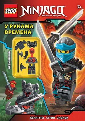 LEGO NINJAGO - U RUKAMA VREMENA