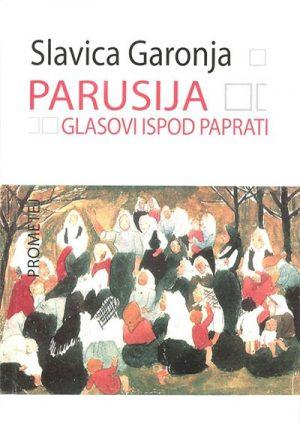 PARUSIJA, GLASOVI ISPOD PAPRATI - LATINICA