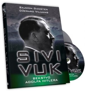 SIVI VUK: BEKSTVO ADOLFA HITLERA + DVD
