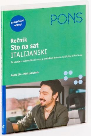 Rečnik STO NA SAT - italijanski