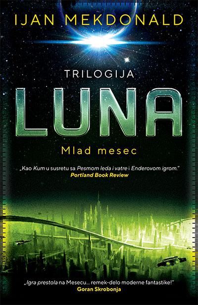 LUNA – MLAD MESEC
