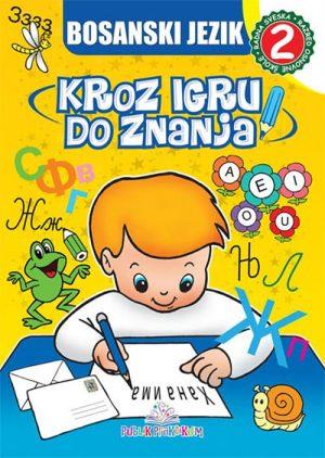 Bosanski jezik 2: Kroz igru do znanja