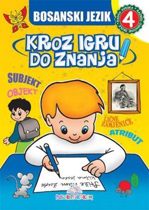 Bosanski jezik 4: Kroz igru do znanja