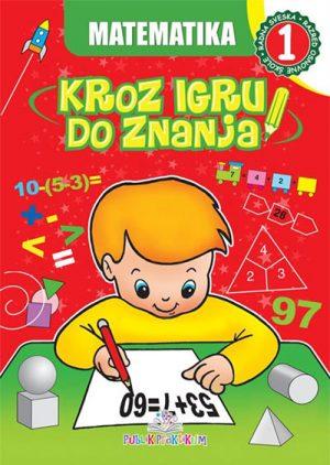 Matematika 1: Kroz igru do znanja - bosanski
