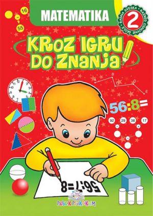 Matematika 2: Kroz igru do znanja - bosanski
