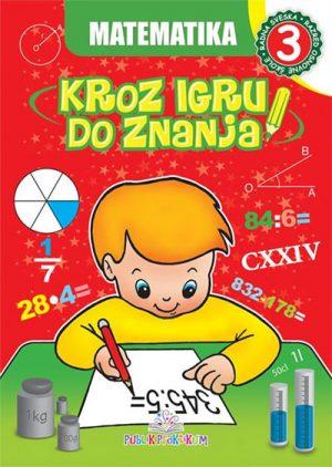 Matematika 3: Kroz igru do znanja - bosanski