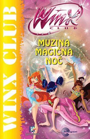 MUZINA MAGIČNA NOĆ - WINX CLUB