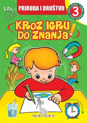 Priroda i društvo 3: Kroz igru do znanja - bosanski