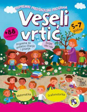 Veseli vrtić - bosanski, latinica