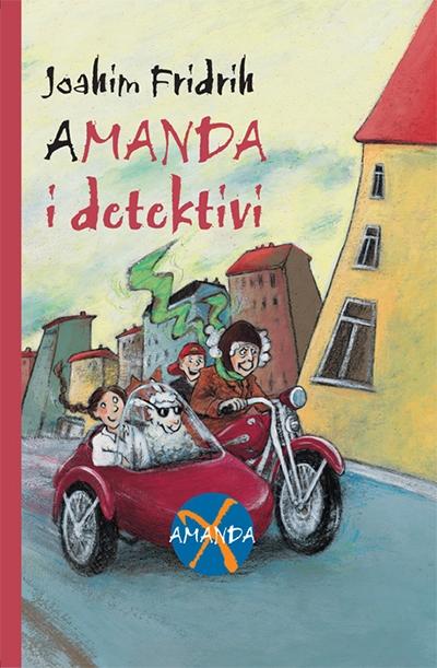 4 1/2 prijatelja - Amanda i detektivi