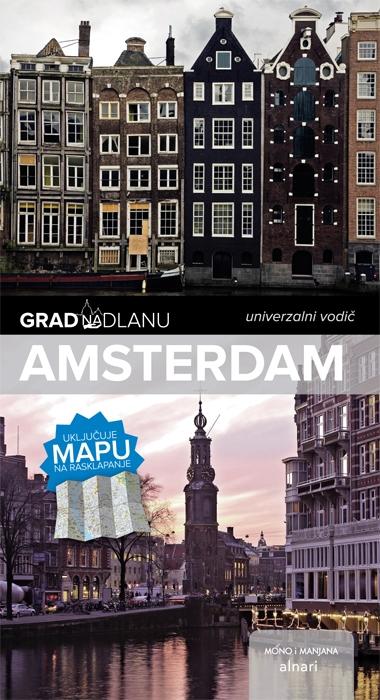Amsterdam - grad na dlanu