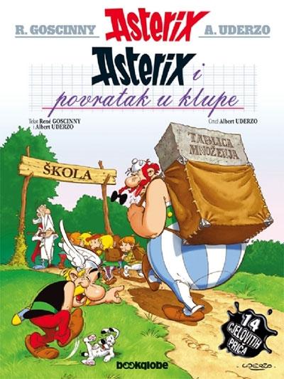 Asterix 32 - Asterix i povratak klupe