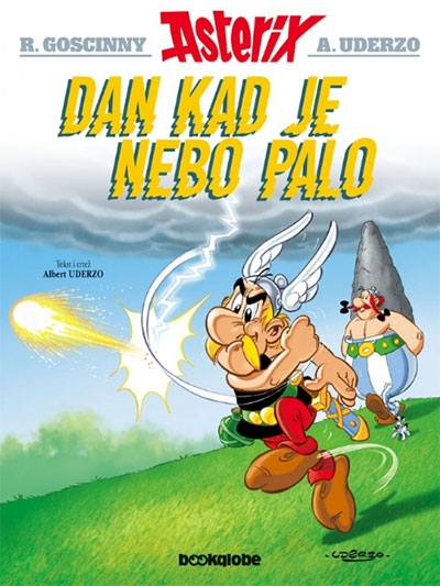 Asterix 33 - Dan kad je nebo palo