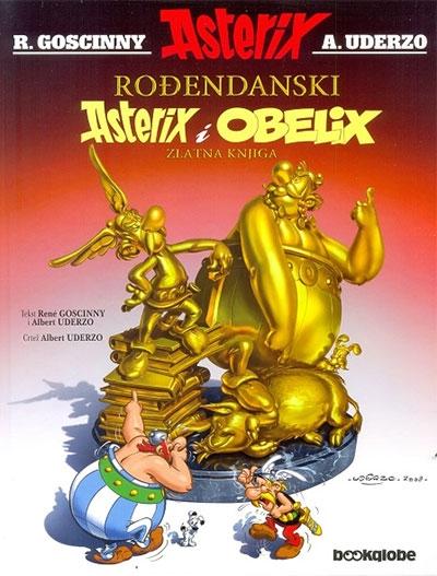 Asterix 34 - Rođendanski Asterix i Obelix