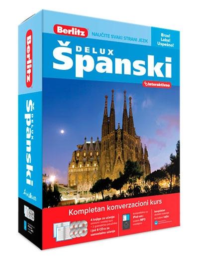 Berlitz delux - španski