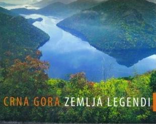 Crna Gora zemlja legendi