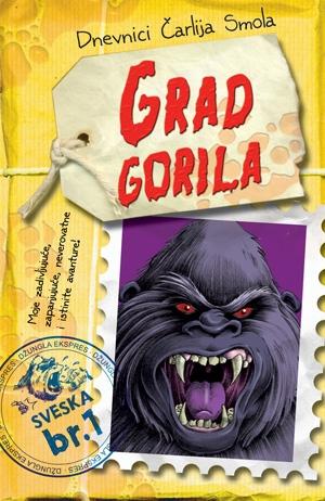 Dnevnici čarlija smola: Grad gorila