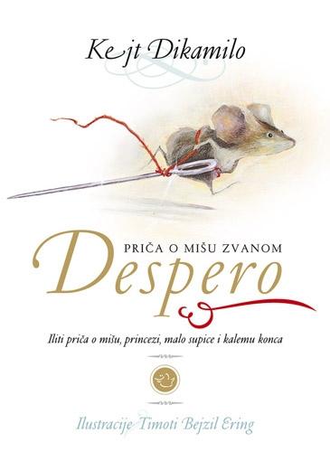 Priča o mišu zvanom Sespero