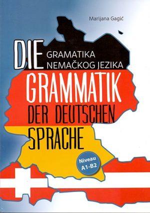 Die Grammatik der deutschen Sprache - gramatika nemačkog jezika