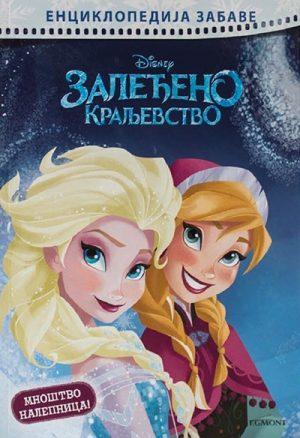Disney Zaleđeno kraljevstvo - enciklopedija