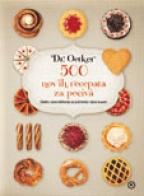 Dr. Oetker - 500 novih recepa za peciva