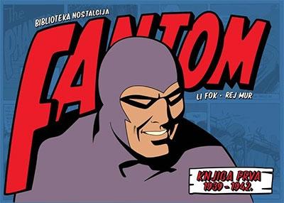 Fantom - knjiga prva (1939-1942)