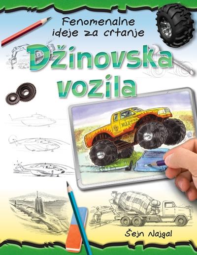 Fenomenalne ideje za crtanje - Džinovska vozila